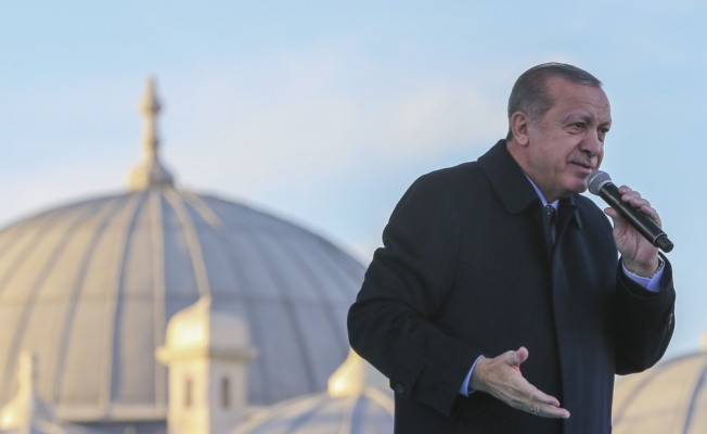 Cumhurbaşkanı Erdoğan: Hekimbaşı çöplüğünü Kılıçdaroğlu'na da hatırlatmak lazım