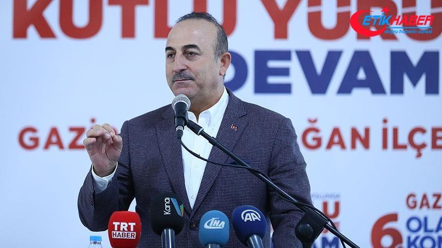 Dışişleri Bakanı Çavuşoğlu: 21'inci yüzyıl, Türkiye'nin yüzyılı olacak