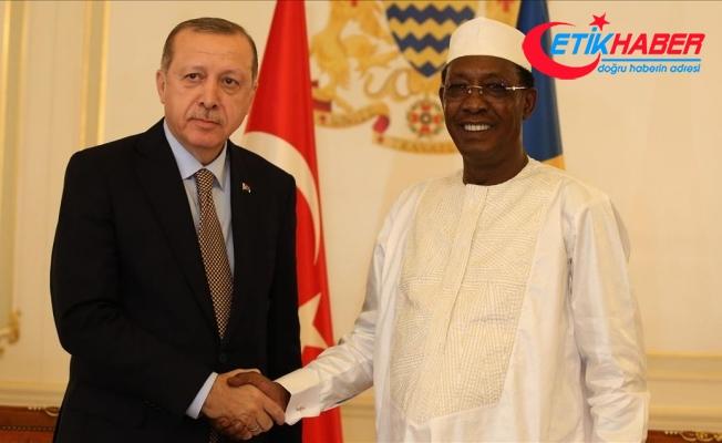 Erdoğan ve Debi'den ortak bildiri