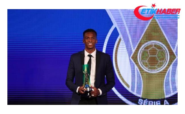 Eski Galatasaraylı Jo Brezilya Serie A'da yılın futbolcusu seçildi