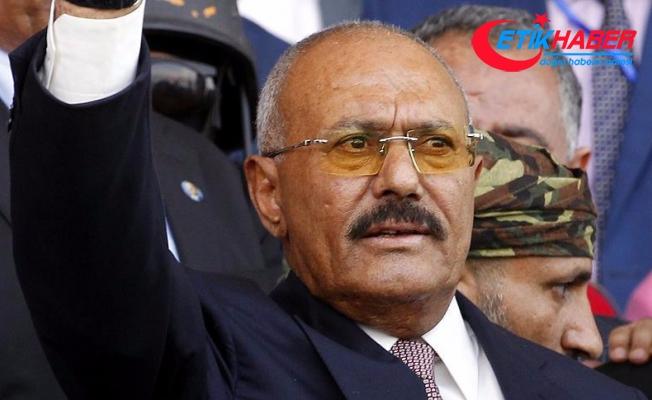Eski Yemen Cumhurbaşkanı Salih'in cenazesi Husilerin elinde