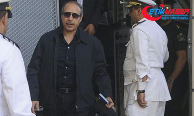 Mübarek döneminin son  İçişleri Bakanı tutuklandı
