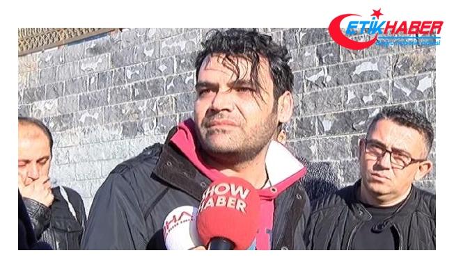 Sefaköy'deki çatışmada oğlunu kaybeden acılı babanın isyanı