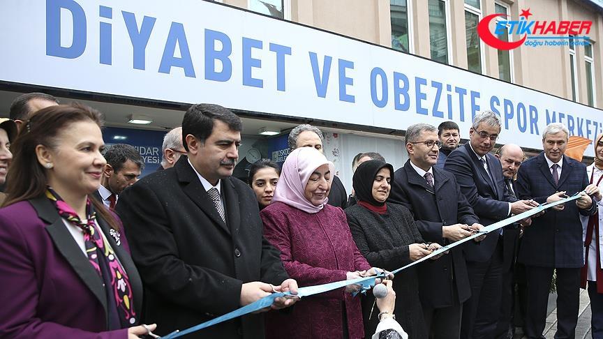 Üsküdar'da Diyabet ve Obezite Tedavi Merkezi açıldı