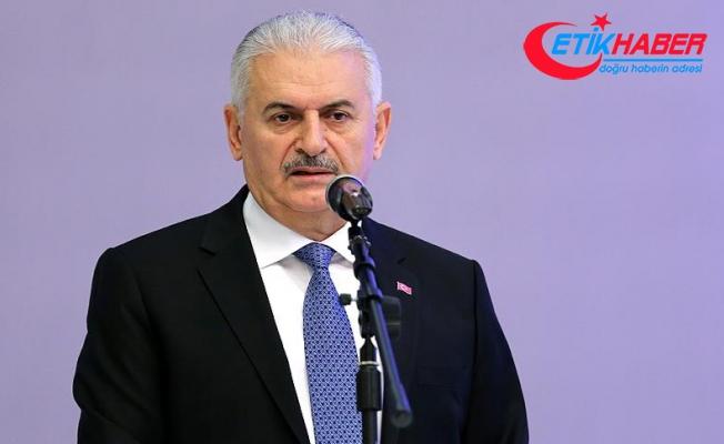 """Başbakan Yıldırım: """"Önümüzdeki sene inşallah Halkalı-Sirkeci ve Kadıköy-Pendik hattını da hizmete alıyoruz"""""""