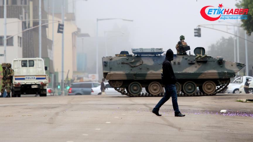 Zimbabve'de askeri müdahalede öne çıkan isimler yeni kabinede