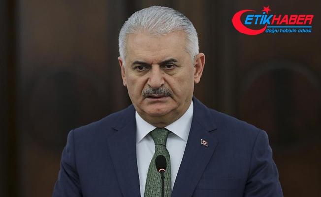 Başbakan Yıldırım Belarus'a gitti