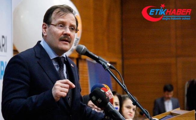 Başbakan Yardımcısı Çavuşoğlu: Aynı tavırla davranış modelini oraya koymalıyız