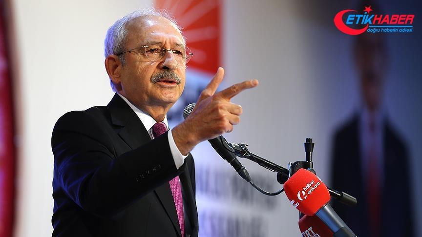 """Kılıçdaroğlu'ndan bir skandal daha: Vatandaşa """"Kendini git sarayın önünde yak"""" dedi."""