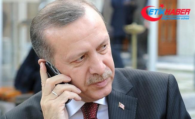 Cumhurbaşkanı Erdoğan, Baykal'ın sağlık durumuyla ilgili bilgi aldı