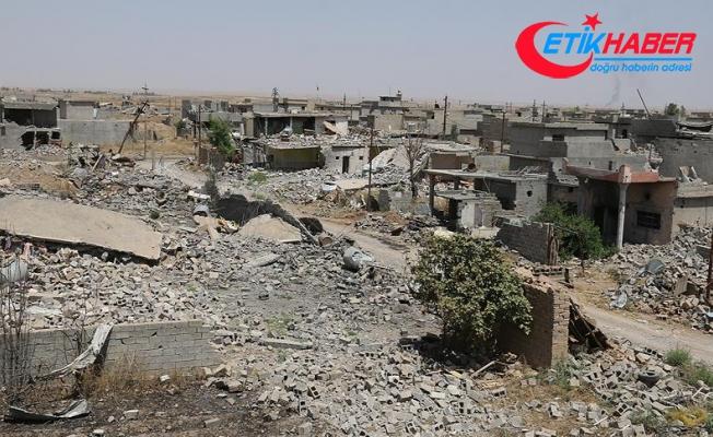 DEAŞ Kerkük'ün güneyinde 116 köyü tahrip etti