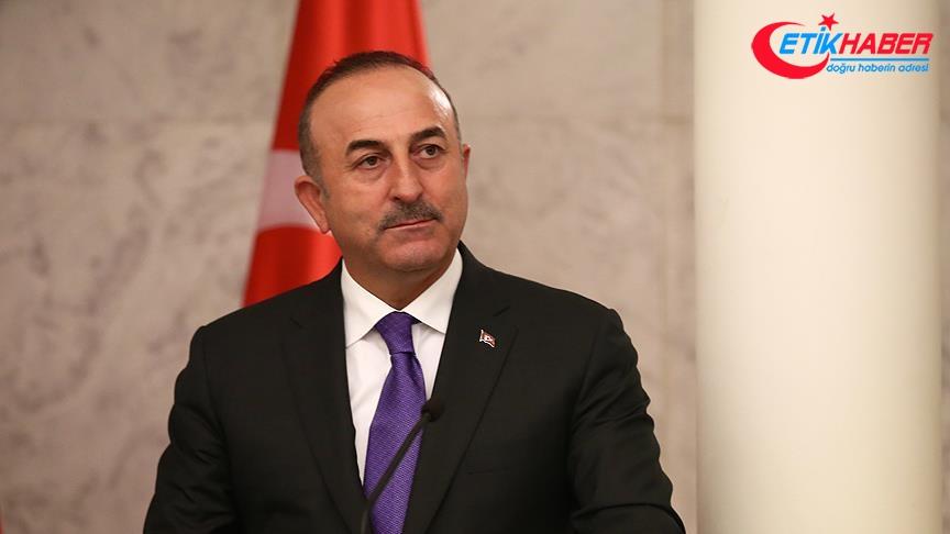 Dışişleri Bakanı Çavuşoğlu: Almanya ile ilişkilerde çok daha iyi bir yıl bekliyorum
