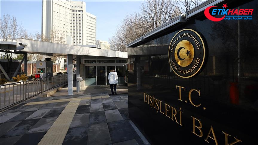 """Dışişleri Sözcüsü Aksoy'dan """"aktif ayaklanma"""" açıklaması"""
