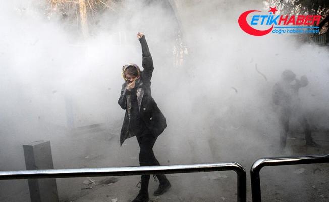 İran Devrim Muhafızları Komutanı Caferi: Rejim karşıtı gösteriler sonlandırıldı