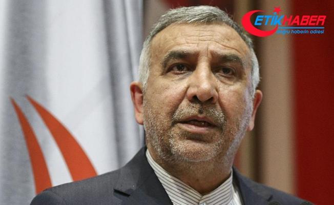 İran'ın Ankara Büyükelçisi Fard Dışişleri Bakanlığında