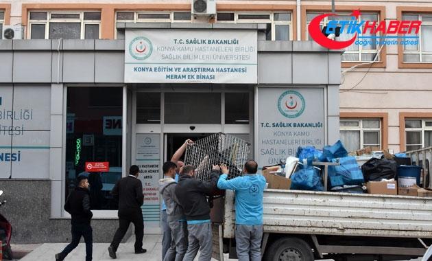KHK ile kapatılan hastanenin binası, kentsel dönüşümle yıkılacak
