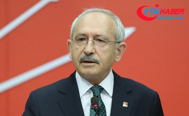 Kılıçdaroğlu: Özgürce haber yapılmasını sağlamak demokrasinin olmazsa olmazı