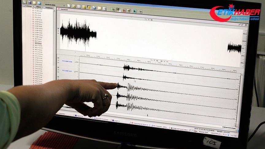 Peru'da şiddetli deprem