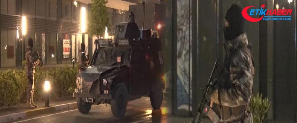 Bağcılar'da maskeli silahlı kuyumcu soygunu