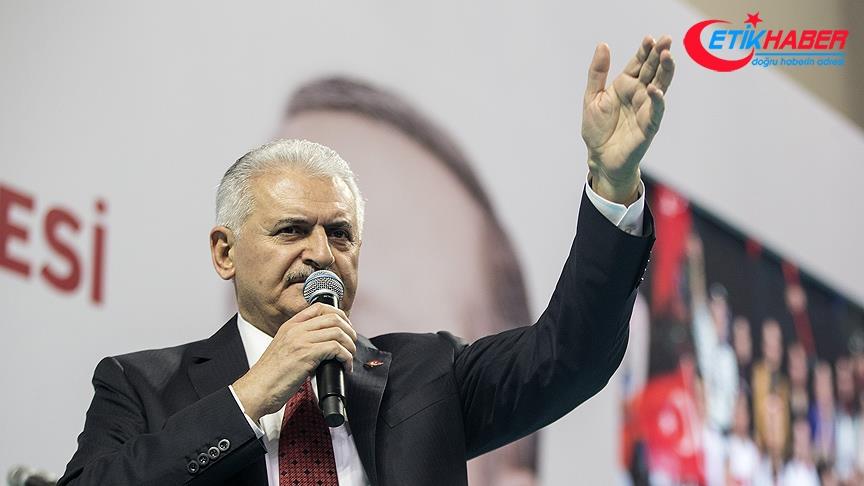 Başbakan Yıldırım: Türk milleti, bu oyunlara asla pabuç bırakmaz