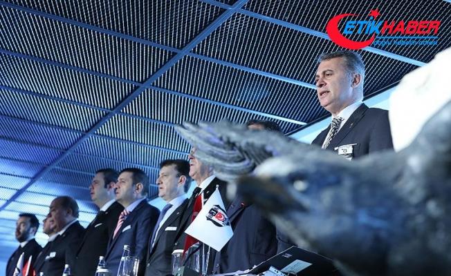 Beşiktaş'ta 'borç uyarısı'