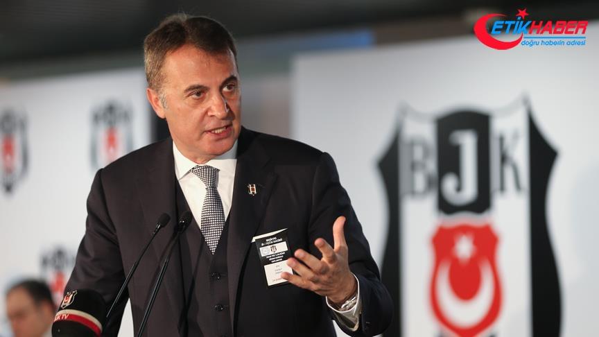 Beşiktaş Kulübü Başkanı Orman: Algı operasyonları yapılıyor