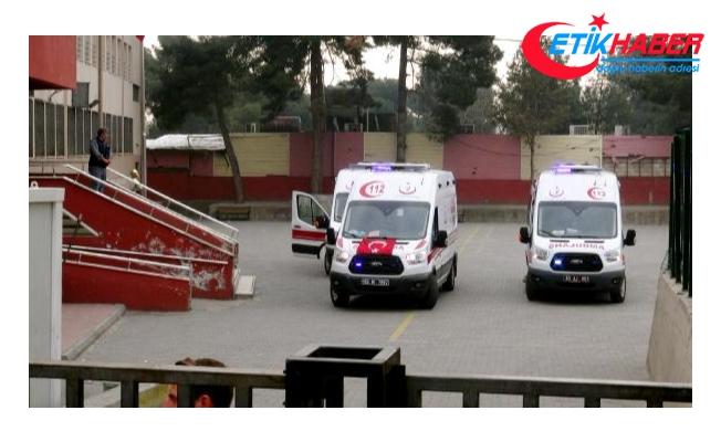 Naneli şeker yedikten sonra rahatsızlanan 8 öğrenci hastaneye kaldırıldı