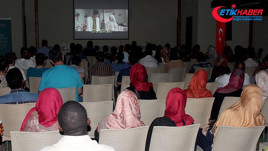 Sudan'da 'Türk Film Günleri' etkinliği başladı