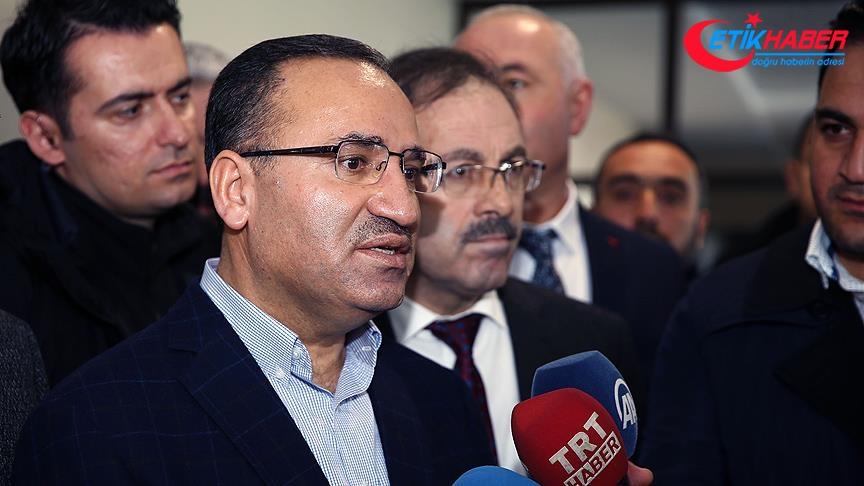 Başbakan Yardımcısı Bozdağ: Nişasta bazlı şekerin kotasını daraltan adım atacağız