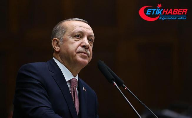 Erdoğan: Zeytin Dalı Harekatı'nda 3213 terörist etkisiz hale getirildi