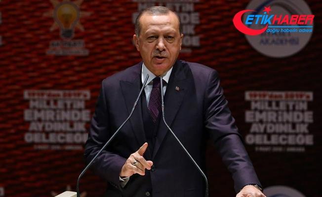 Erdoğan: İslam kıyamete kadar asla değişmeyecektir