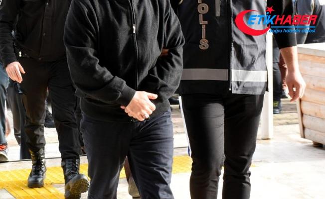 FETÖ'nün 'hücre evleri'ne yönelik operasyonda 5 tutuklu