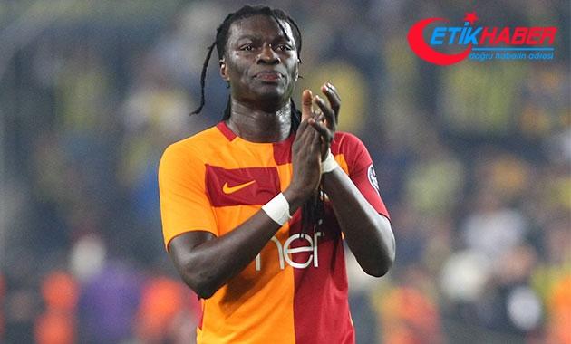 """Galatasaray'ın golcüsü Gomis: """"Fırsatlar yakaladık ama Tanrı gol atmamızı istemedi"""""""