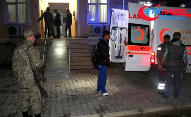 Hatay'da askeri araç devrildi: 1 şehit