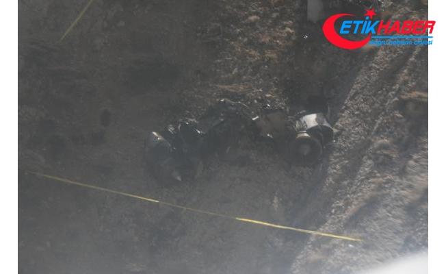İran'da düşen uçağın arama-kurtarma çalışmaları bitti: Tüm cesetler bulundu