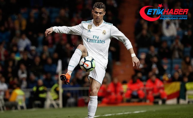 Ronaldo'dan 50'nci 'hat-trick'