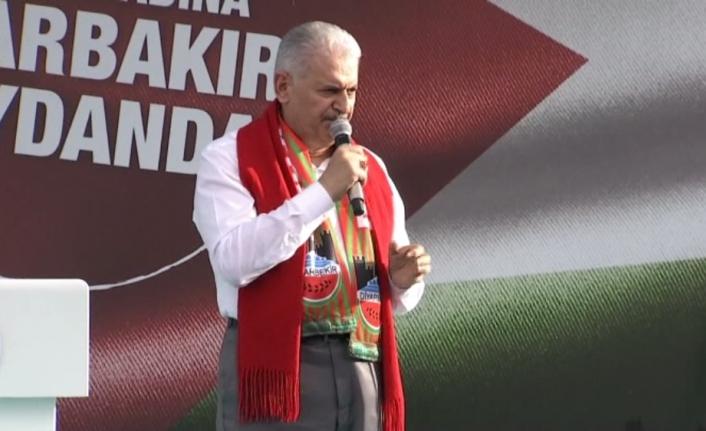 """""""Yeter ki PKK aramızdan defolup gitsin"""" dedi."""