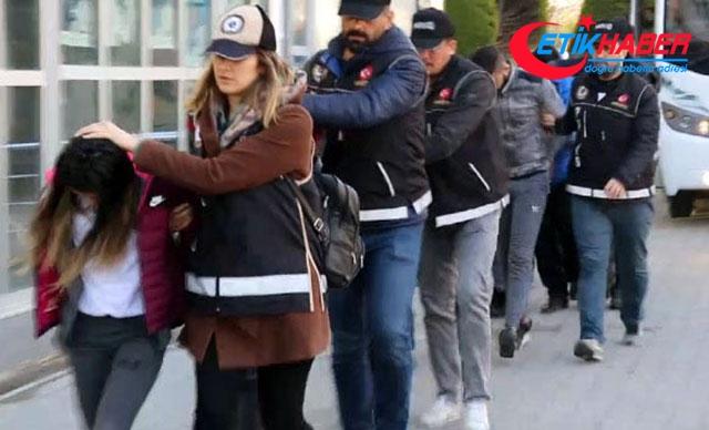 Denizli'de 'torbacı' operasyonu: 6 tutuklama