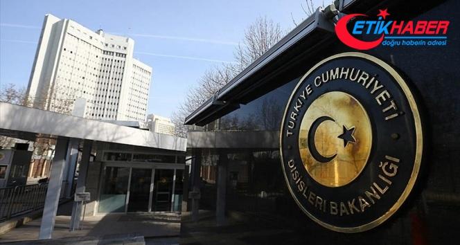 Dışişlerinden AB Temsilcisi Mogherini'nin açıklamalarına tepki