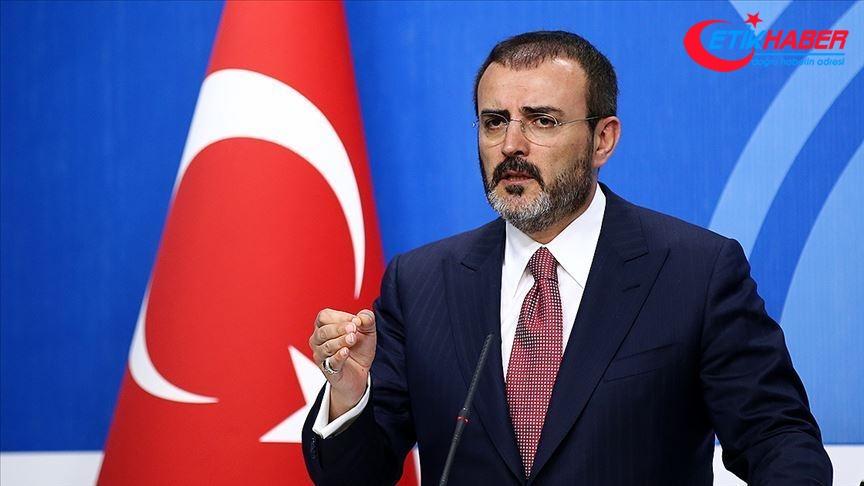 AK Parti'li Mahir Ünal'dan CHP'li Özel'in sözlerine tepki