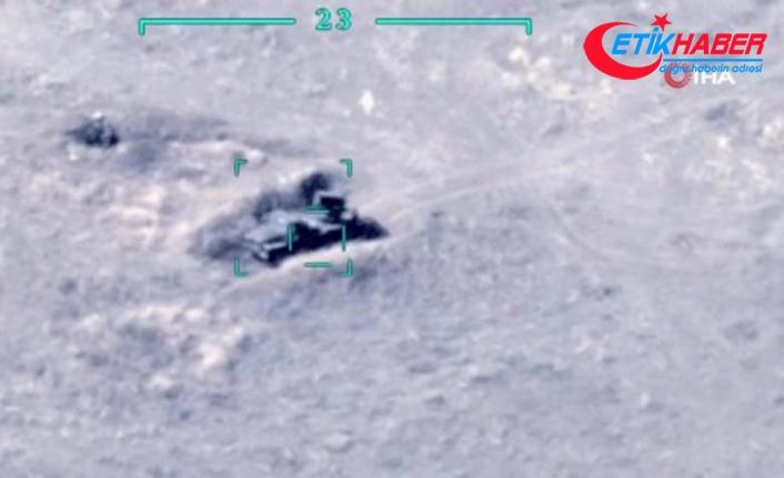 Azerbaycan, Ermenistan ordusuna ait 8 hedefi daha imha etti