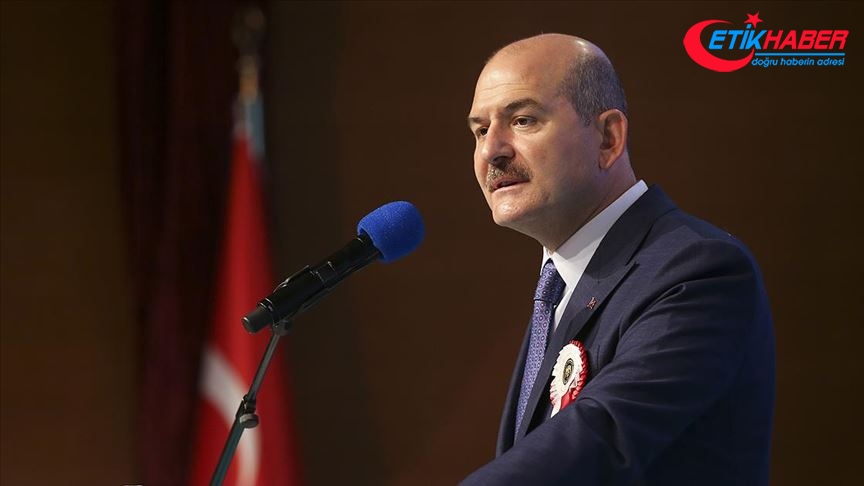 İçişleri Bakanı Soylu: Çarşı ve mahalle bekçilerimiz toplam 5 bin 630 hırsızlık olayına müdahale etmişlerdir