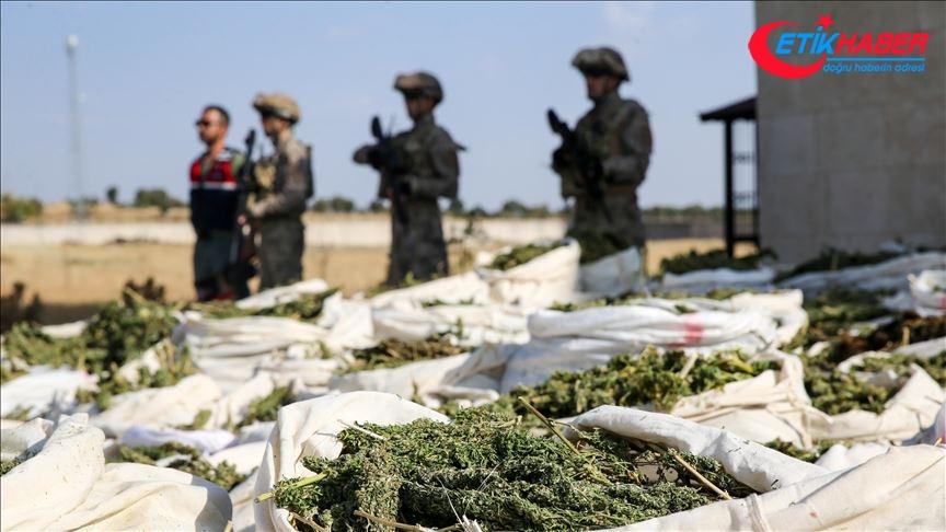 Terörün finansı uyuşturucuya Diyarbakır'da büyük darbe