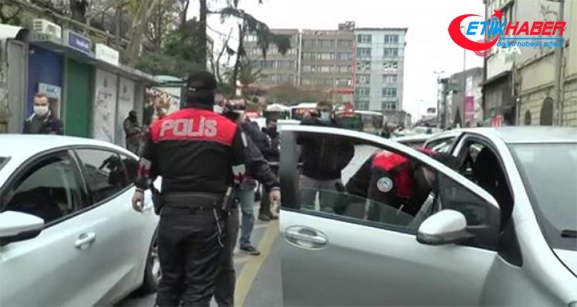 İstanbul'da 34 araç trafikten men edildi, 124 bin 438 lira para cezası kesildi