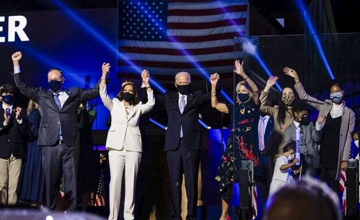 Joe Biden'ın ABD Başkanlığı onaylandı
