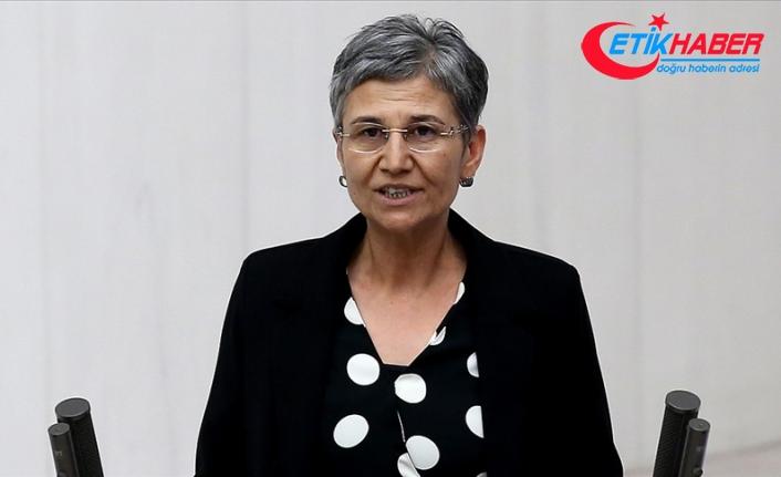 Milletvekilliği düşürülen HDP'li Leyla Güven 22 yıl 3 ay hapis cezasına çarptırıldı