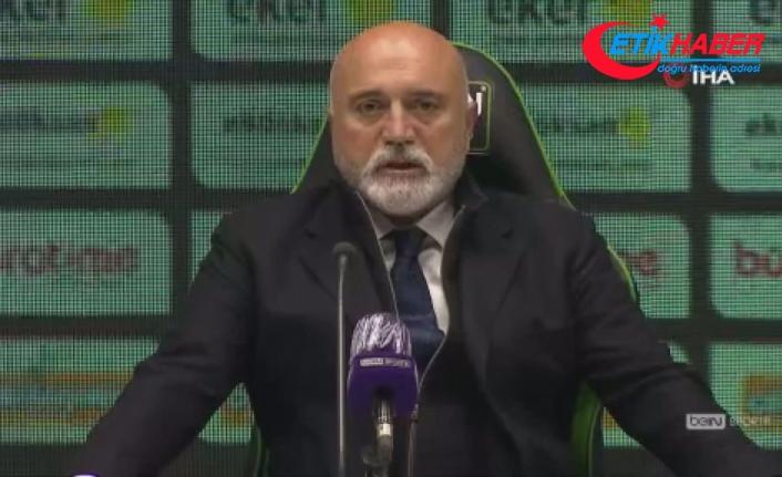 """Hikmet Karaman: """"Basit bir hatayla beraberlik golünü yedik"""""""