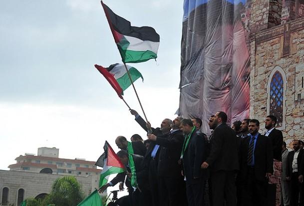 Hamas'tan ABD'nin Filistin boykotuna tepki