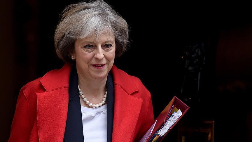 """May: """"Saldırgan Britanya doğumlu bir erkek"""""""