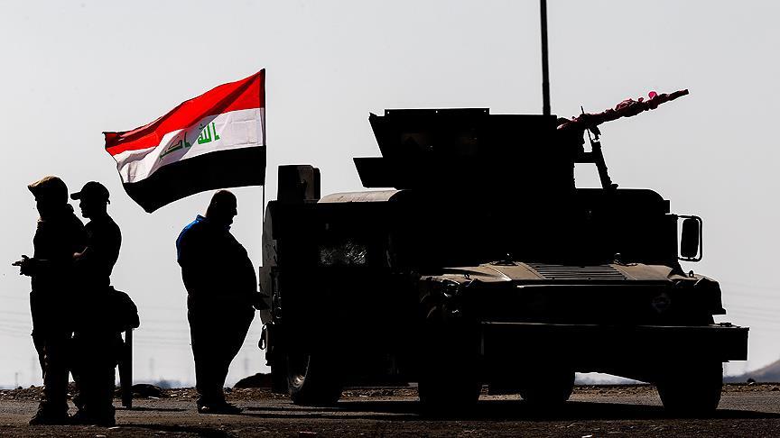 Irak güçleri DEAŞ kontrolündeki 7 köyü geri aldı